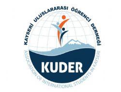 KAYSERİ ULUSLARARASI ÖĞRENCİ DERNEĞİ - KUDER