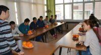 Kırgızistan'lı Öğrenciler Buluşması