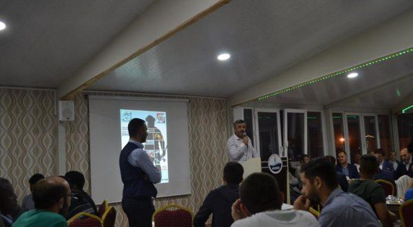 KUDER 2017-2018 Eğitim Dönemi Tanıtım Programı