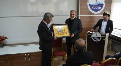 İslam Birliği Konferansı-İİT SESRIC Genel Direktörü Musa Kulaklıkaya