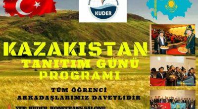 Kazakistan Tanıtım Günü