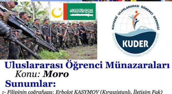 Moro Konulu Münazara