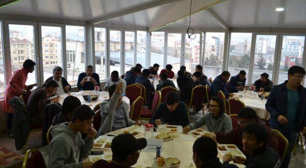 Güney Doğu Asya'lı Öğrenci Buluşması