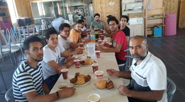 Kardeşlik Kampları-Mısır